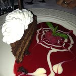 Chocolate Mousse Cake....Delectable!!!!