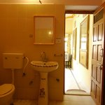 bath room of deluxe with fort view room,