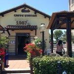 Nice, inviting cafe