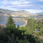 Overlooking Skaha Lake