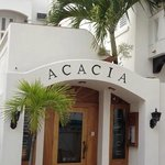 The Front View of the Acacia Boutique Hotel