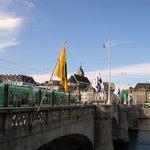 Bridge over the Rhine
