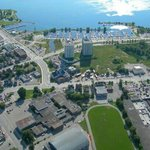 Kempenfelt Bay docks