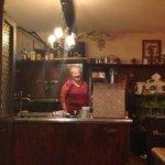 250 Jahre altes Lokal mit exzellenter Küche