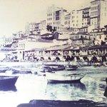 foto histórica del puerto