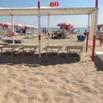 Spiaggia 60 Lungomare della Repubblica Riccione