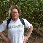 Daniel qui nous accompagne dans les randonnées