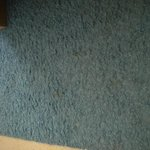 alfombras sucias