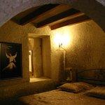 Particolare camera letto