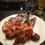 seafood cruditè