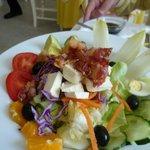 delicieux cette salade