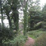 Nearby Dysart Park and Ravenscraig Castle ruins.
