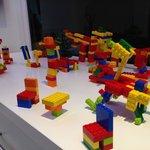 Lego en el Restaurante