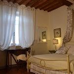 Panoramica della camera più antica: Cinguettio