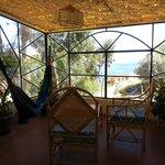 Private terrace Suite 11