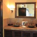 Salle de bain intérieur