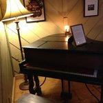 pianoforte nella Lobby