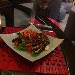 Entree - Warm Chicken Salad
