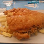 Fish&Chips from plaice