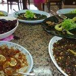 Salades défraichies et toujours identiques