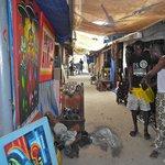 art Stalls