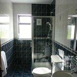 Haggart Lodge, shower room