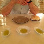 The olive oils