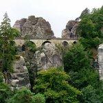 Angrenzende Bastei