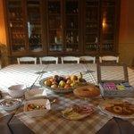 sala cena e colazione