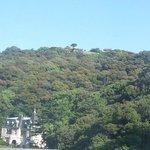 Matsuyama Castle from my room