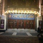 The front of the London Palladium