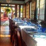 Long Dinning Room Veiw