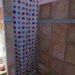 doccia e bagno