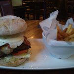 Mixed Grill Burger