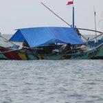 la barca dei pescatori