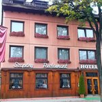 Hotel Gloria Budapest City Center * * * front