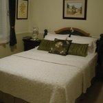 Extra cozy bedroom