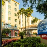 Welcome to the New Fairfield Inn & Suites Orlando IDrive/Conv. Ctr