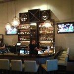 Plae bar area