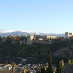 Easy day trip to Granada