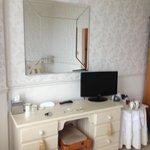 Room 6 dressing area