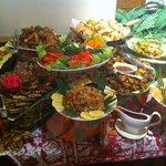 Malaysian Dinner Buffet (Friday & Saturday)