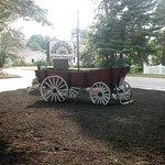 Entrance into Wagon Wheel