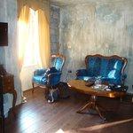Junior Suite sitting corner