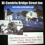 Historic lodging