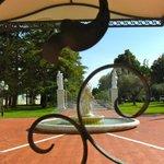 Il parco visto dall'interno
