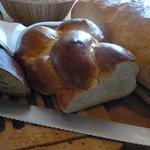 Bread at The Rustico