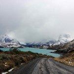 Trip to national park Torres del Paine