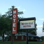Old motel sign/New motel sign