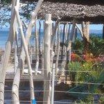 Lodges en front de mer